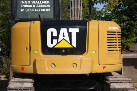 Caterpillar 318